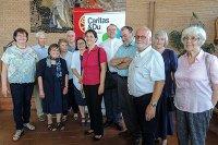 Start der Caritas Haussammlung