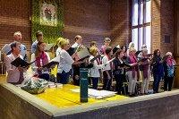 Abendmesse mit der Kapruner Chorgemeinschaft