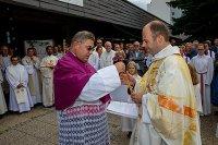 Amtseinfuehrung Pfarrer Dr. Christoph Weiss