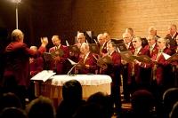 16.-17.12.2011 Konzert des Männergesangsvereins Mautern