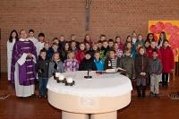 27.11.2011 Vorstellung der Erstkommunionkinder