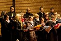 16.12.2012 Konzert der Willi Singers