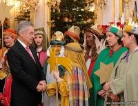 28.12.2012 Sternsinger zu Gast beim Bundespräsident_5