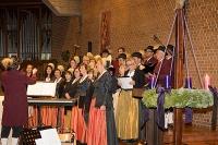18.12.2013 Adventkonzert der Chor- und Volkstanzgruppe Krems-Lerchenfeld