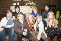 24.12.2015 Kinder- und Christmette