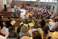 15.07.2018 Gottesdienst Int. Chorakademie Krems_8