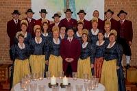 18.12.2018 Adventkonzert der Chor- und Volkstanzgruppe Krems-Lerchenfeld