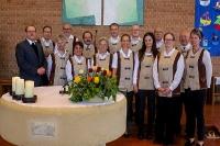19.05.2019 Gottesdienst mit der Sängerrunde Jaidhof