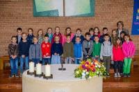 28.04.2019 Messe mit den Erstkommunionkindern