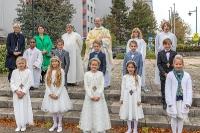 11.10.2020 Erstkommunion