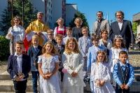 13.06.2021 Erstkommunion